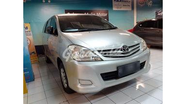 2010 Toyota Kijang Innova J - Unit Bagus Bukan Bekas Tabrak