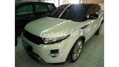 2012 Land Rover Range Rover Evoque at - SIAP PAKAI!