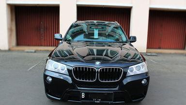 2014 BMW X3 XDRIVE - Istimewa Siap Pakai