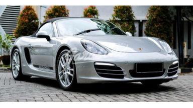2012 Porsche Boxster S