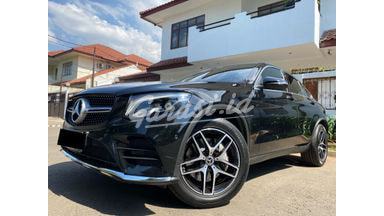 2019 Mercedes Benz GLC AMG COUPE