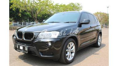 2014 BMW X3 xdrive 20i - Bekas Berkualitas