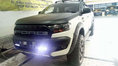 2015 Ford Ranger Double cabin 4x4 - Harga Nego