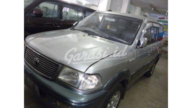 2001 Toyota Kijang KRISTA - Terawat Siap Pakai