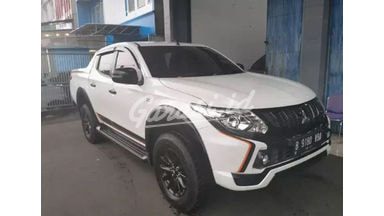 2018 Mitsubishi Strada Triton Exceed - Kredit Dp Ringan Tersedia