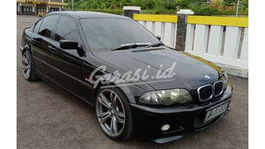 2001 BMW 3 Series E46 M43