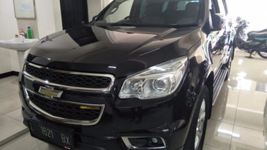 2013 Chevrolet Trailblazer 2.8 - Good Condition Murah Berkualitas