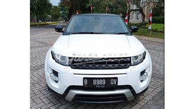2012 Land Rover Range Rover Evoque 2.0