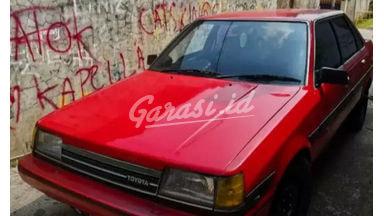 1986 Toyota Corona Ex Saloon - Barang Bagus Siap Pakai