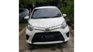 2017 Toyota Calya E - Murah, Pajak Off