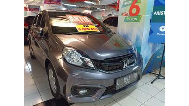 2016 Honda Brio Satya E - Istimewa