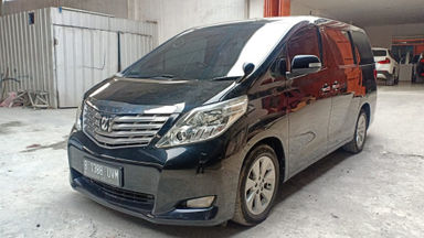 2011 Toyota Alphard V - good condition