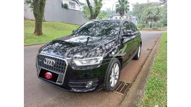 2014 Audi Q3 TFSI QUATRO