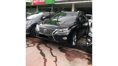 2012 Lexus RX 270 - Nyaman Terawat