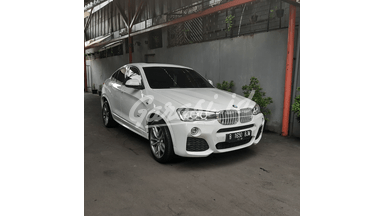 2016 BMW X4 Xdrive 28i Msport - Siap Pakai