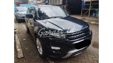 2012 Land Rover Range Rover Evoque DINAMICA LUXURY Si4 - Siap Pakai
