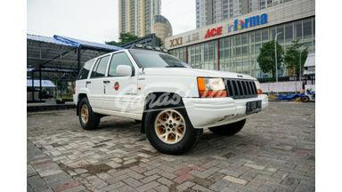 2000 Jeep Grand Cherokee - Bekas Berkualitas