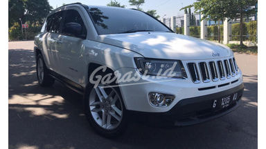 2012 Jeep Compass 4x4 Limited