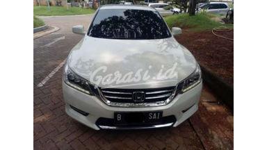 2013 Honda Accord VTi-L - SIAP PAKAI!