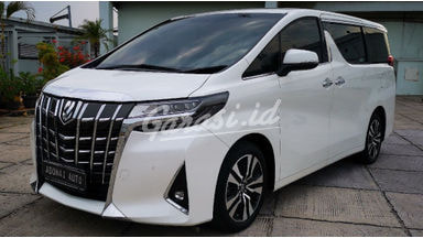 2019 Toyota Alphard G ATPM