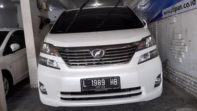 2010 Toyota Vellfire Audioless - Siap Pakai & Nego