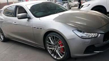 2016 Maserati Ghibli S - Barang Bagus Siap Pakai