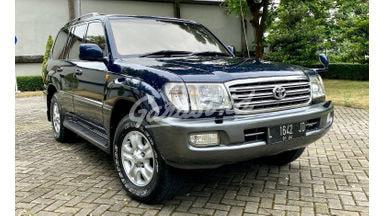 2004 Toyota Land Cruiser VX100 LIMITED