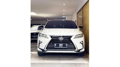 2018 Lexus RX Sport