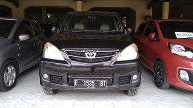 2010 Toyota Avanza G - Istimewa Seperti Baru (s-1)
