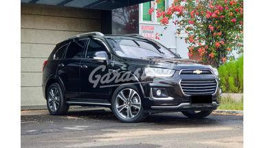 2016 Chevrolet Captiva Ltz 2.0 Diesel AT