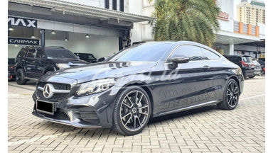 2018 Mercedes Benz C-Class C300 Coupe AMG