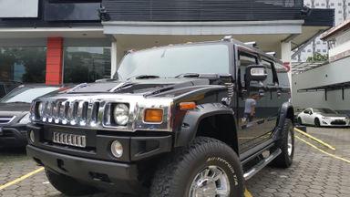 2005 Hummer H2 6.0 - mulus terawat, kondisi OK, Tangguh