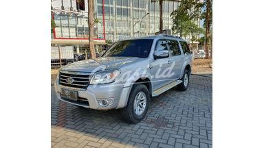 2010 Ford Everest XLT - Unit Super Istimewa
