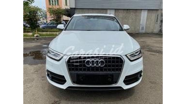 2013 Audi Q3 TFSi S-Line - Bekas Berkualitas