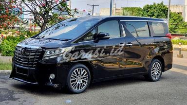 2015 Toyota Alphard x aptm