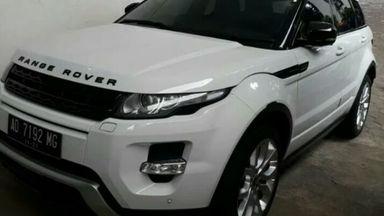 2012 Land Rover Range Rover Vogue Luxury Dinamic - Good Condition