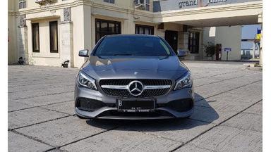 2018 Mercedes Benz CLA-Class CLA 200 Sport - (OTR KREDIT)  Barang Istimewa Dan Harga Menarik