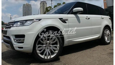 2014 Land Rover Range Rover Sport Autobiography - White On Brown ATPM