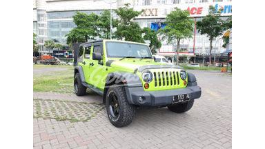 2013 Jeep Wrangler jk - Istimewa Seperti Baru
