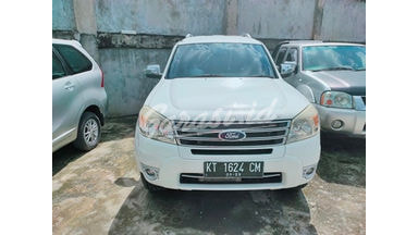2012 Ford Everest mt - Nyaman Terawat