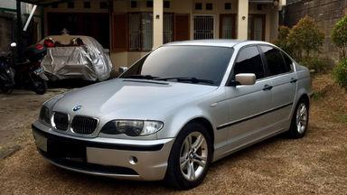 2003 BMW 3 Series 318i E46 - Siap Pakai Terawat