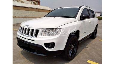 2013 Jeep Compass ATPM - Low KM Asli Classic Istimewa