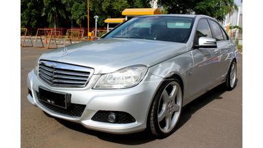 2011 Mercedes Benz C-Class c200 - Good Condition Terawat & Apik