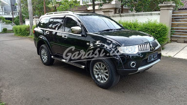 2009 Mitsubishi Pajero Sport exceed