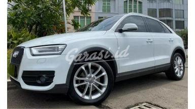 2012 Audi Q3 S-Line - Barang Bagus Dan Harga Menarik