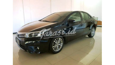 2014 Toyota Corolla Altis G Facelift - Unit Siap Pakai