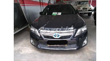 2012 Toyota Camry Hybrid at - Siap Pakai