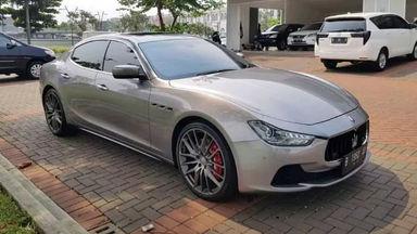 2016 Maserati Ghibli S - Rawatan Istimewa Siap Pakai