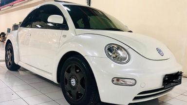 2000 Volkswagen Beetle - New Hachback - Terawat Siap Pakai
