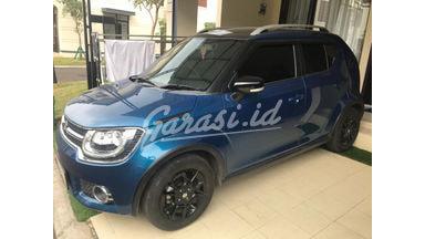 2018 Suzuki Ignis GX - Istimewa